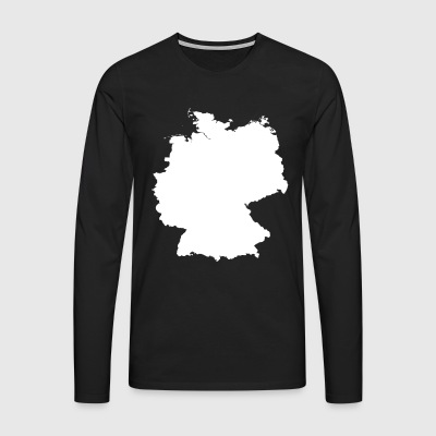 Germany Original Gift Idea - Men's Premium Longsleeve Shirt