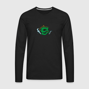 dragon - Men's Premium Longsleeve Shirt