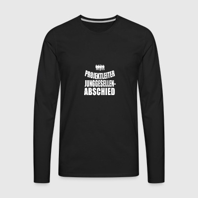 Bachelor - Men's Premium Longsleeve Shirt