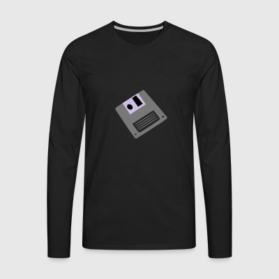 disc - Men's Premium Longsleeve Shirt