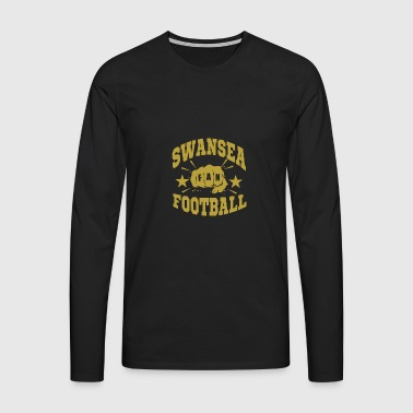 Swansea Football Fan - Men's Premium Longsleeve Shirt