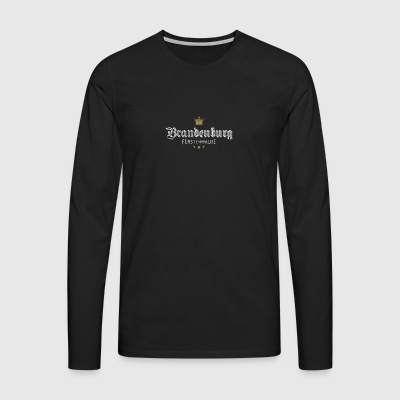 Fürstenwalde Brandenburg Germany - Men's Premium Longsleeve Shirt