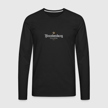 Strausberg Allemagne - T-shirt manches longues Premium Homme