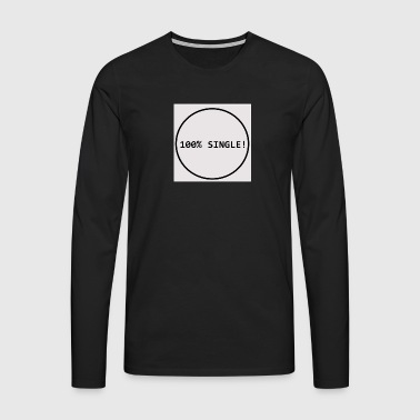 Single - Männer Premium Langarmshirt