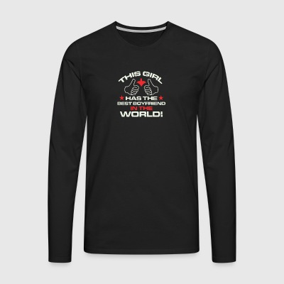 partner shirt - Men's Premium Longsleeve Shirt