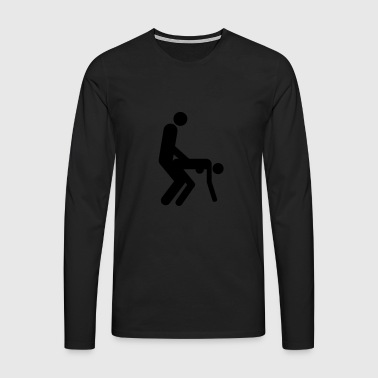 Sex positions - Men's Premium Longsleeve Shirt