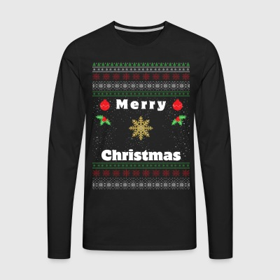 Christmas 12th - Men's Premium Longsleeve Shirt