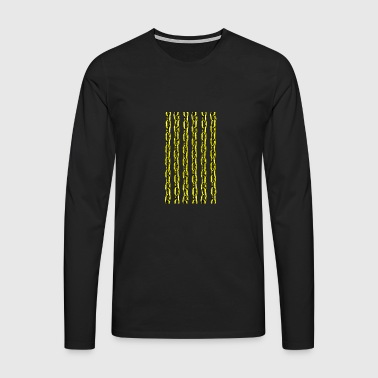 Golden Chain - Men's Premium Longsleeve Shirt