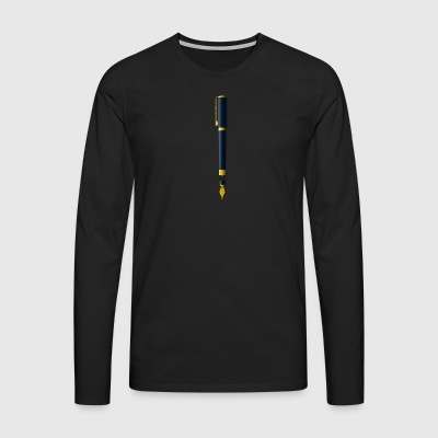 Fountain - Men's Premium Longsleeve Shirt
