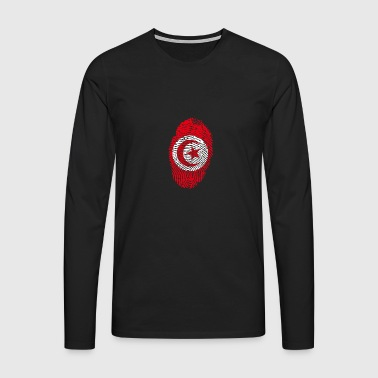 Footprint Tunisia - Men's Premium Longsleeve Shirt