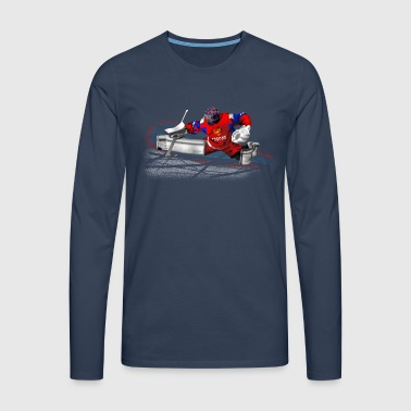 goalkeeper - Men's Premium Longsleeve Shirt
