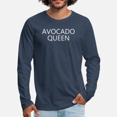 avocado queen - Men's Premium Longsleeve Shirt