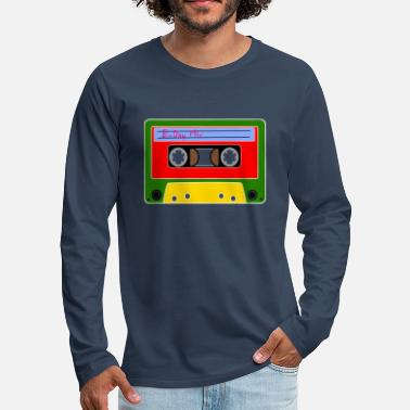 B Day Cassette B Day Mix - Men's Premium Longsleeve Shirt