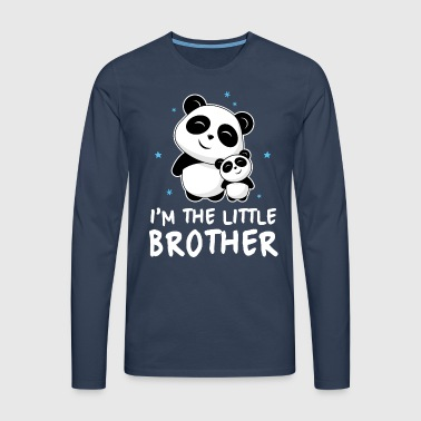 I'm The Little Brother - Männer Premium Langarmshirt