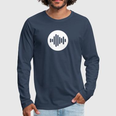 Sound - Men's Premium Longsleeve Shirt