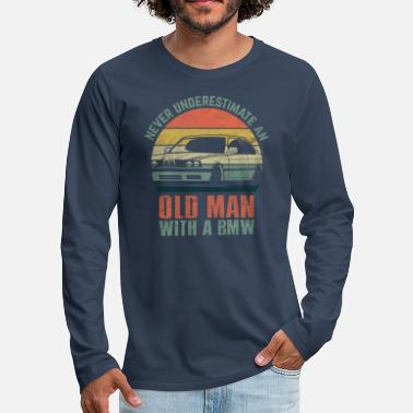 Drive-go-by-car Driving cars - Men's Premium Longsleeve Shirt