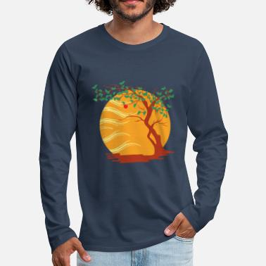 Autumn Autumn time Autumn Autumn beginning - Men's Premium Longsleeve Shirt