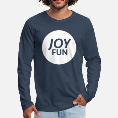 Fun Fun & fun - Men's Premium Longsleeve Shirt