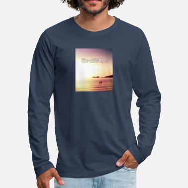 What do you want sea! - Men's Premium Longsleeve Shirt