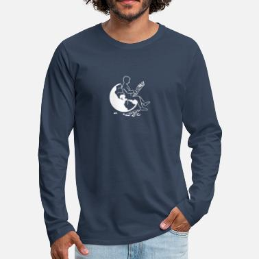 Goodbyeearth Earth - Men's Premium Longsleeve Shirt