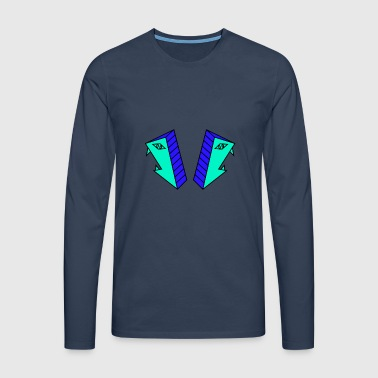 Twins - Men's Premium Longsleeve Shirt