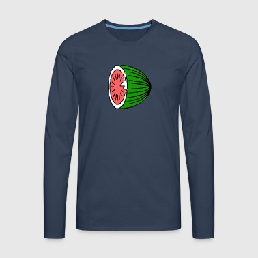 When life gives you melons - Men's Premium Longsleeve Shirt