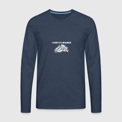 hobbyists - Men's Premium Longsleeve Shirt