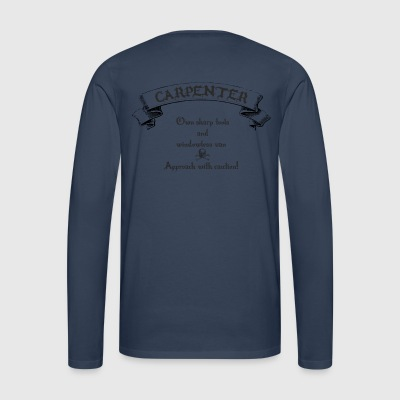 Carpenter - Men's Premium Longsleeve Shirt