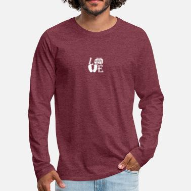 Car Camping, nature, mountain, adventure, outside - Men's Premium Longsleeve Shirt