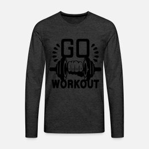 Go Workout 8 Citation Musculation Homme Haltere Shirt Sweat Czw8qCdF