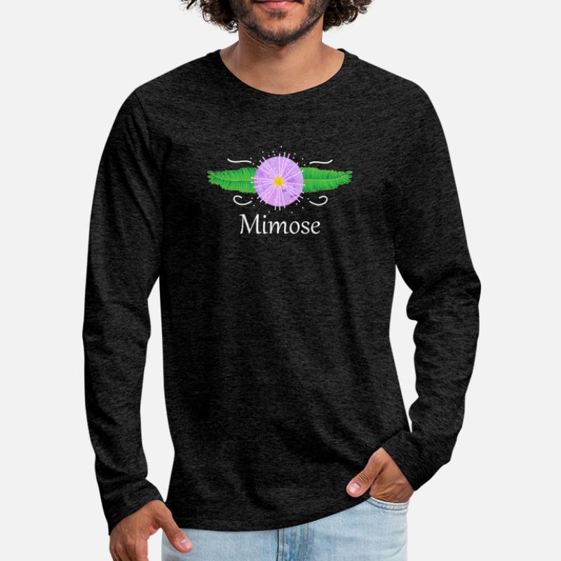 Camiseta de Manga Larga para Hombre mimoma