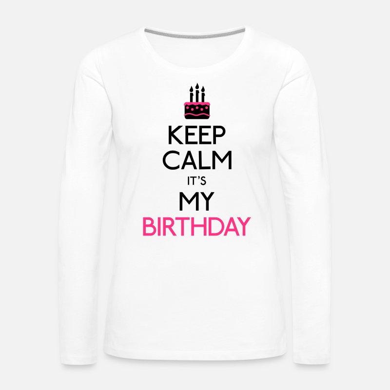 Birth Long Sleeve Shirts