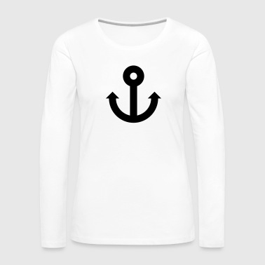 anchor - Women's Premium Longsleeve Shirt