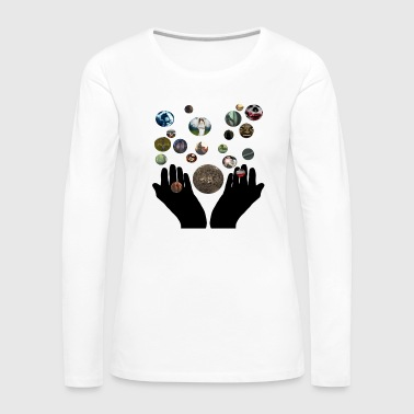 Dungeons And Dragons Dungeon & Dragons Creator - Women's Premium Longsleeve Shirt