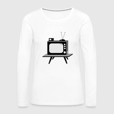 TV - Women's Premium Longsleeve Shirt