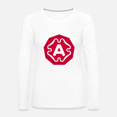 Us Army US Ninth Army patch - Women's Premium Longsleeve Shirt