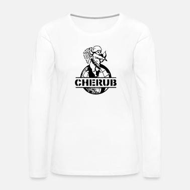 1401124f9b8a Campus Cherub Campus - Tee shirt manches longues Premium - T-shirt manches  longues Premium