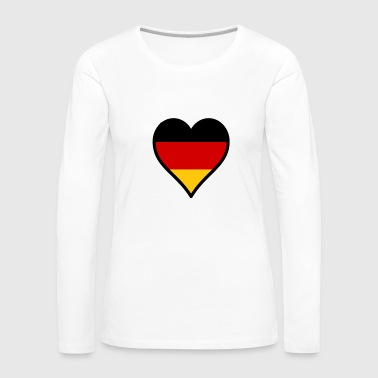 Germany - Women's Premium Longsleeve Shirt