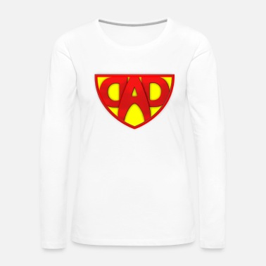 Super Super DAD - Women's Premium Longsleeve Shirt