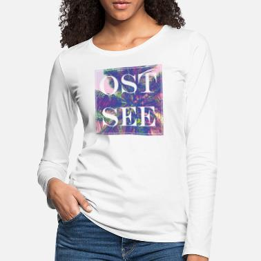 Baltic Sea Baltic Sea - Women's Premium Longsleeve Shirt