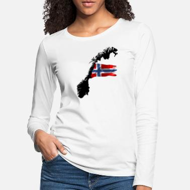 Norwegian Norwegian - Women's Premium Longsleeve Shirt