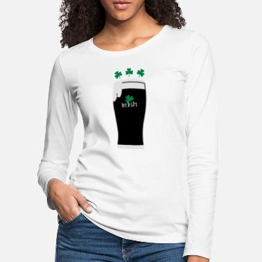 Irish Beer irish beer - Women's Premium Longsleeve Shirt
