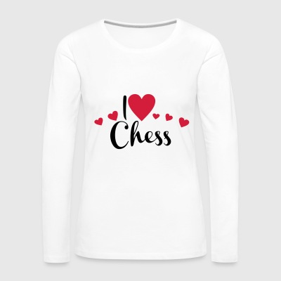 2541614 15899810 chess - Women's Premium Longsleeve Shirt