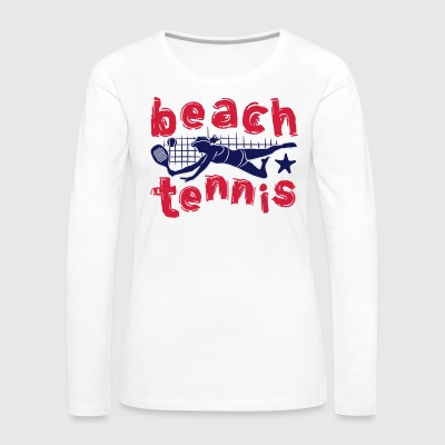 BEACH GIRL - Women's Premium Longsleeve Shirt