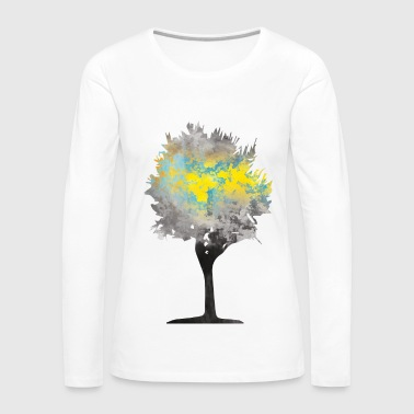 Tree - Women's Premium Longsleeve Shirt