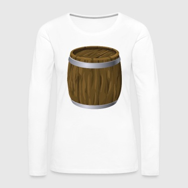 barrel - Women's Premium Longsleeve Shirt