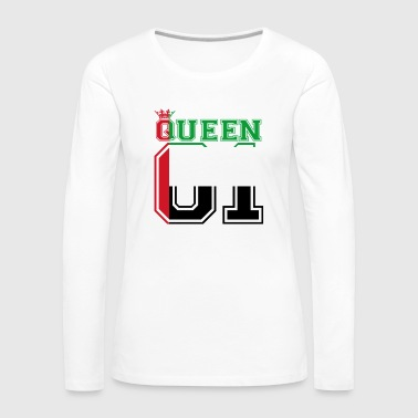 partnerland king 01 prince United Arab Emirates - Women's Premium Longsleeve Shirt
