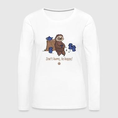 Suchbegriff: \'Faultier\' Langarmshirts online bestellen | Spreadshirt
