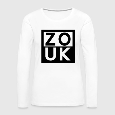 ZOUK -Zouk Dance Fashion - Women's Premium Longsleeve Shirt