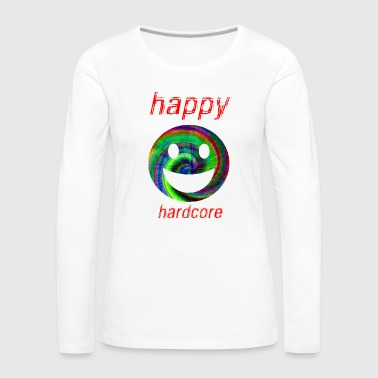 happy 1 - Women's Premium Longsleeve Shirt